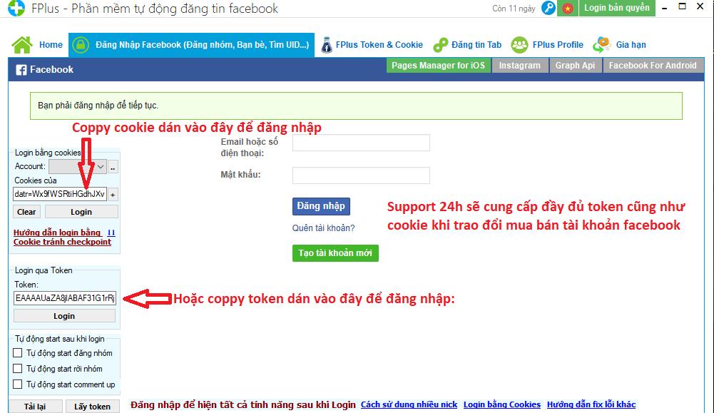 cung cap mua ban nich tai khoan acc facebook- support24h